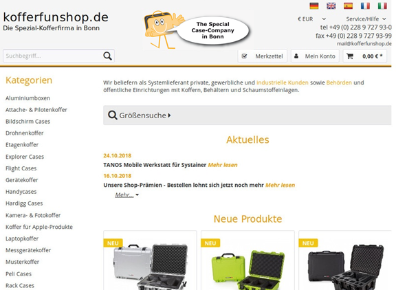 Kofferfunshop