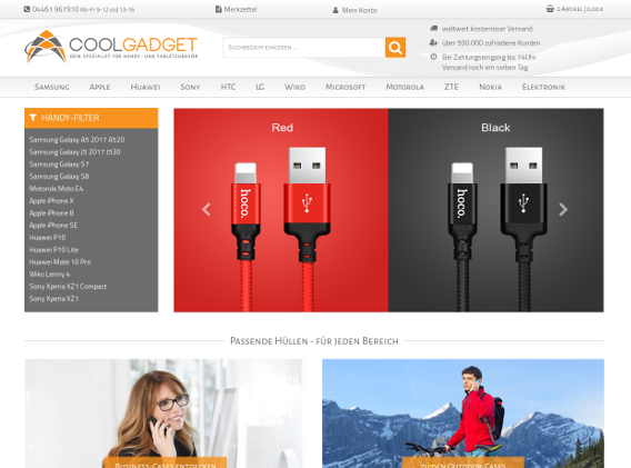 Website Cool Gadget